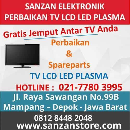 Jasa Service TV Lcd led Depok