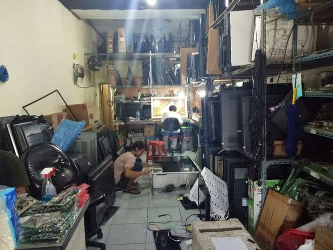 Perbaikan TV