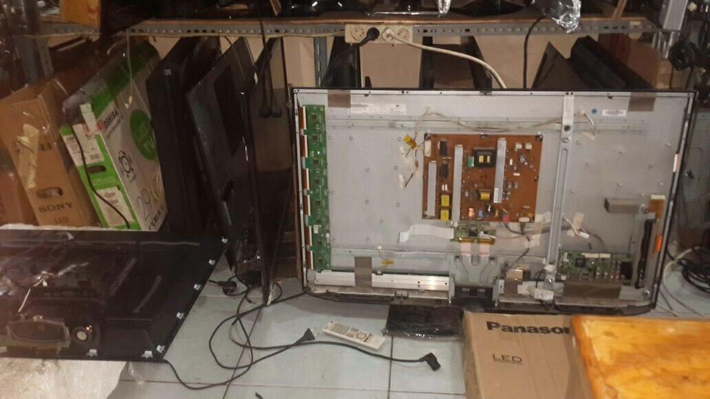 Terima Beli TV rusak bekas LCD LED Plasma