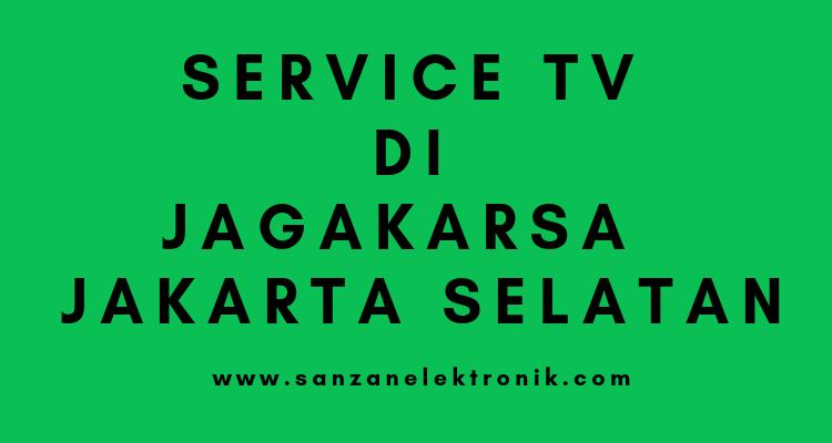 Service TV Panggilan Jagakarsa