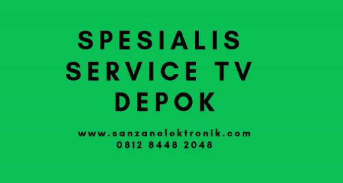 Spesialis Service Tv Depok