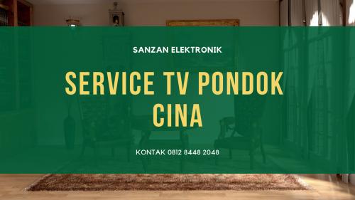 Service TV Pondok Cina
