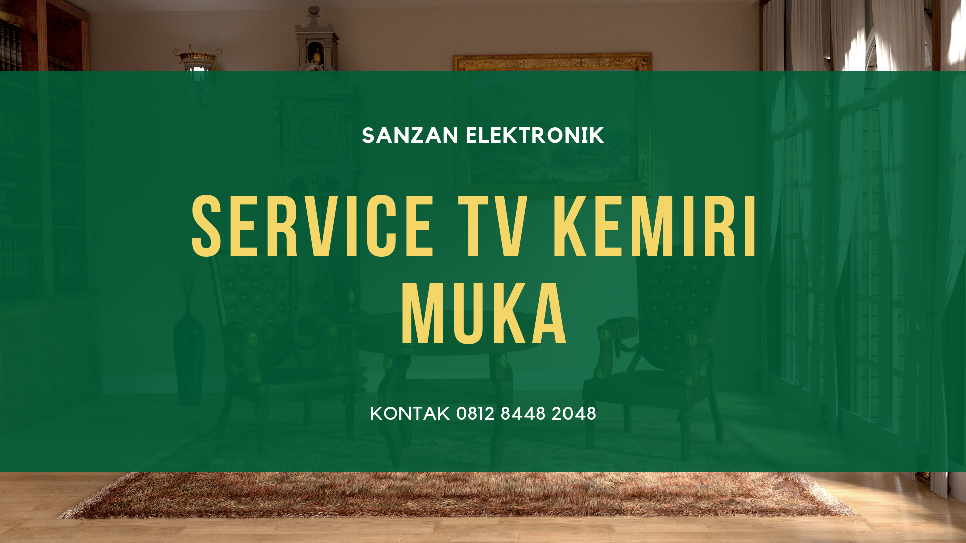 Service TV Kemiri Muka