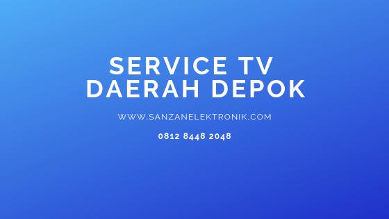 Service Tv Daerah Depok