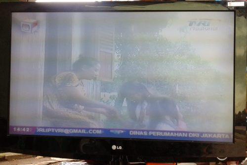 Tips Tv Lcd Berkabut Sanzan Elektronik