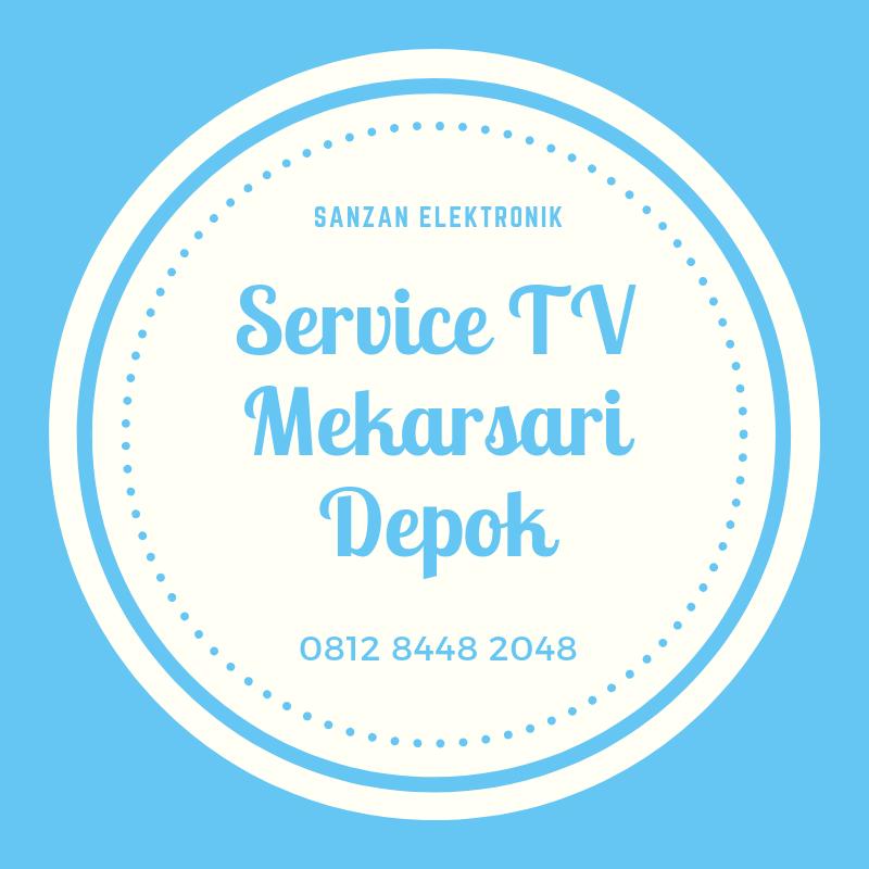 Service TV Mekarsari Depok