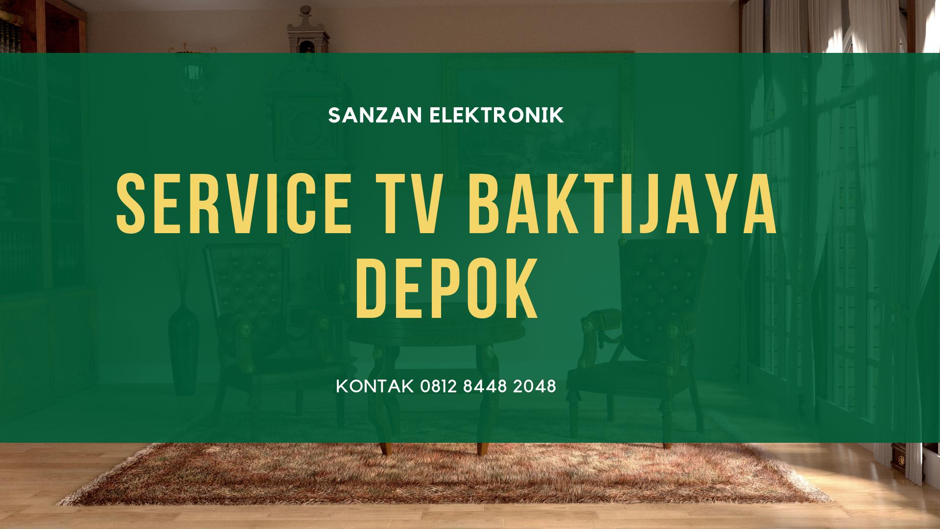 Service TV Baktijaya Depok