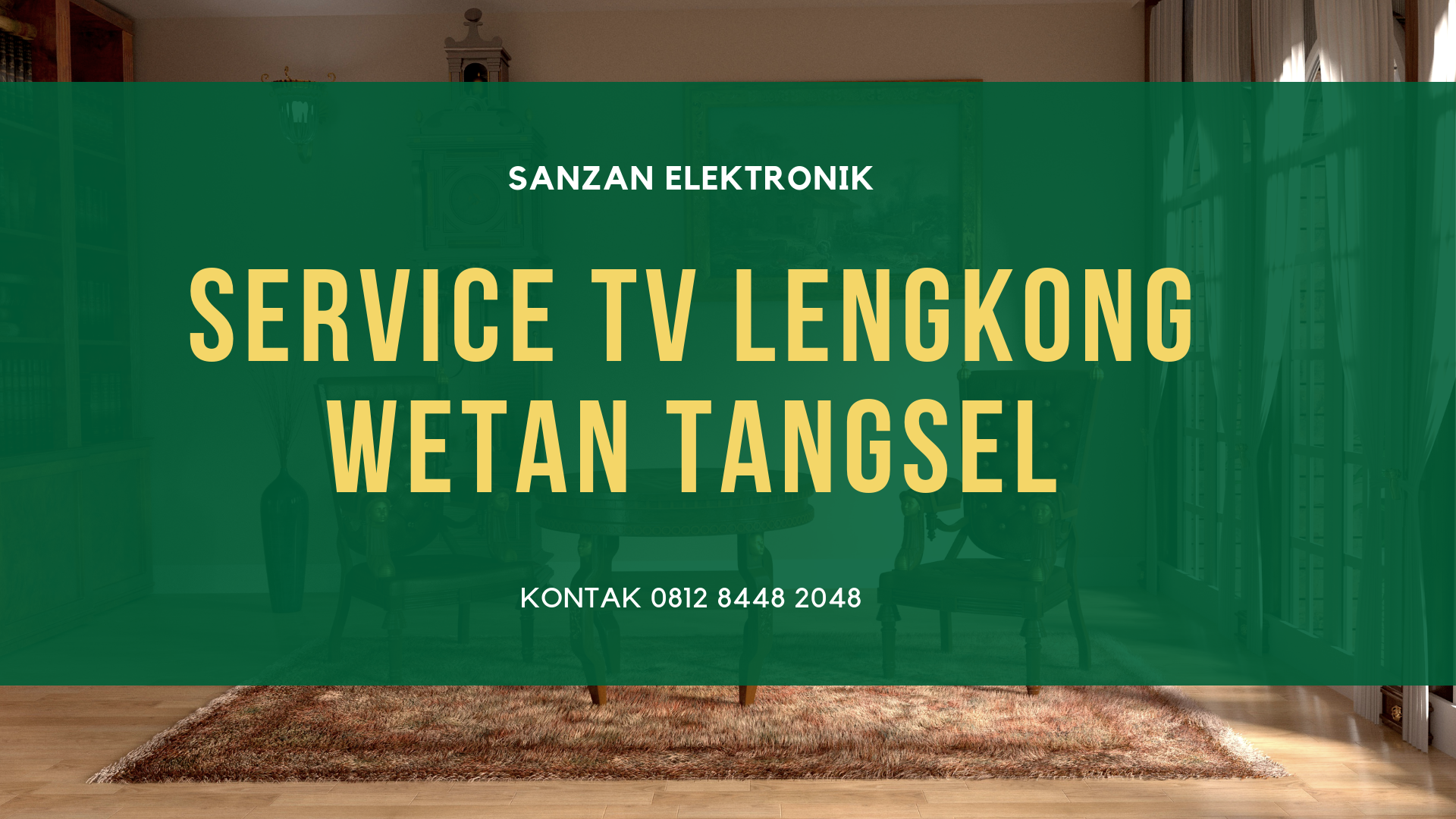 Service TV Lengkong Wetan Tangsel