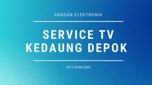 Service TV Kedaung Depok