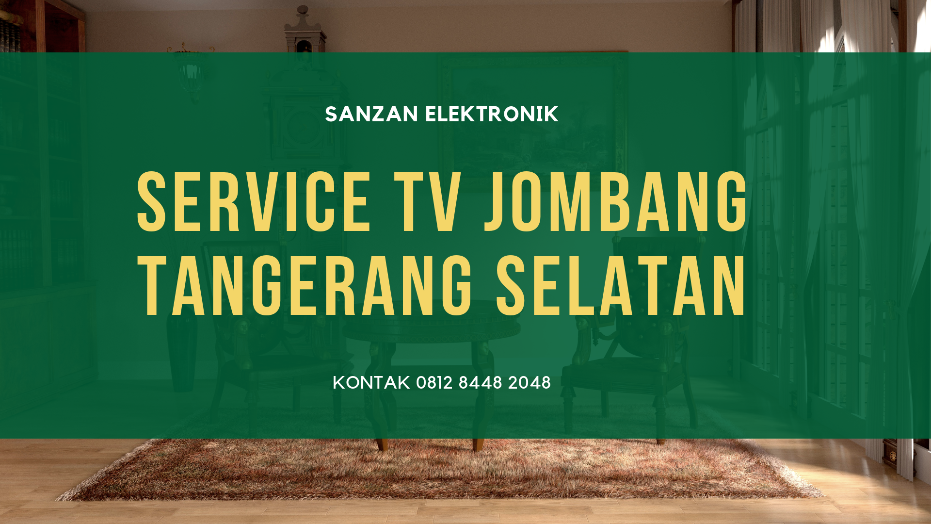 Service TV Jombang Tangerang Selatan