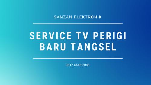Service TV Perigi Baru Tangsel