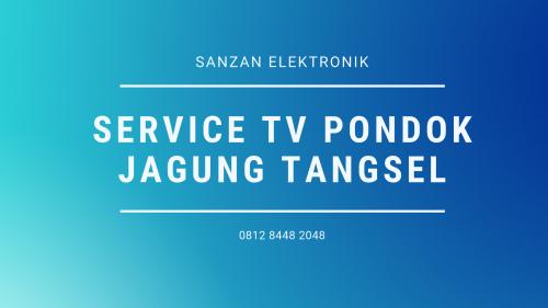 Service TV Pondok Jagung Tangsel