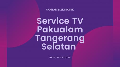 Service TV Pakualam Tangerang Selatan